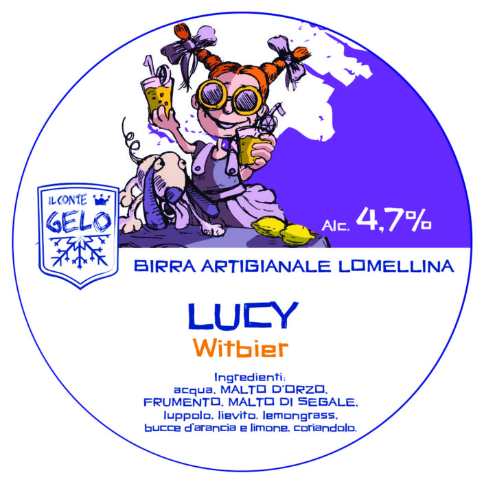 medaglione lucy