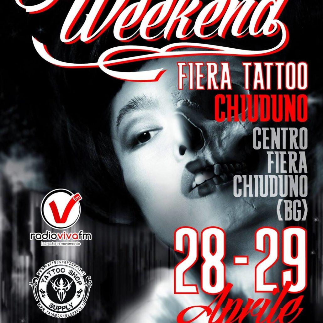 tattoo weekend chiuduno