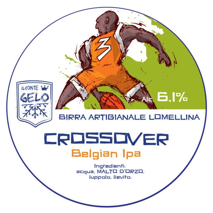 Medaglione Crossover
