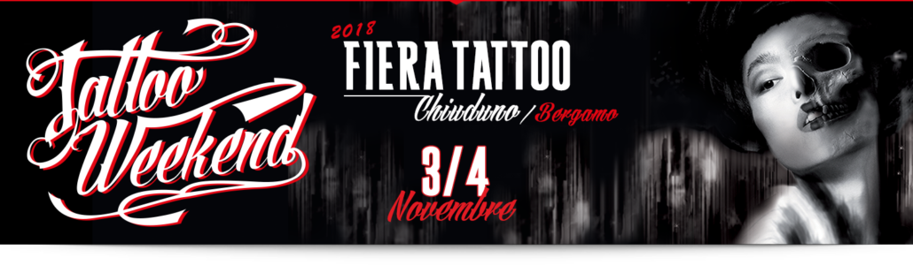 tattoo weekend bergamo